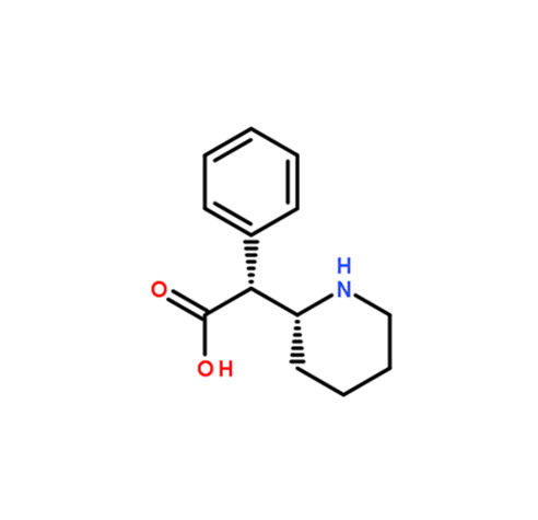(2R)-2-phenyl-2-[(2R)-piperidin-2-yl]acetic acid