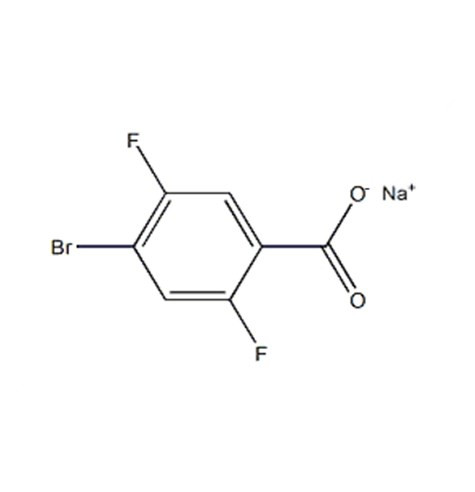 Sodium 4-Bromo-2,5-difluorobenzoate